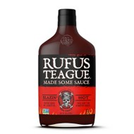 Rufus Teague Blazin Hot BBQ Sauce