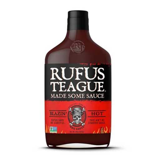 Rufus Teague Blazin Hot BBQ Sauce