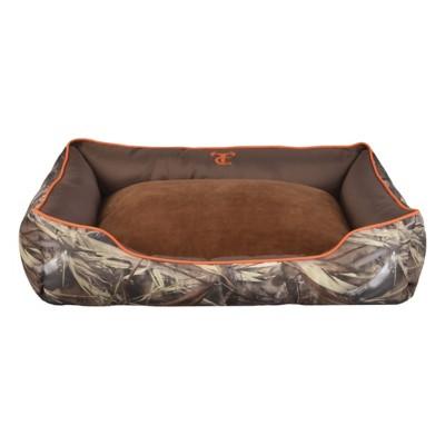 PM and J Rectangle Cuddler Dog Bed