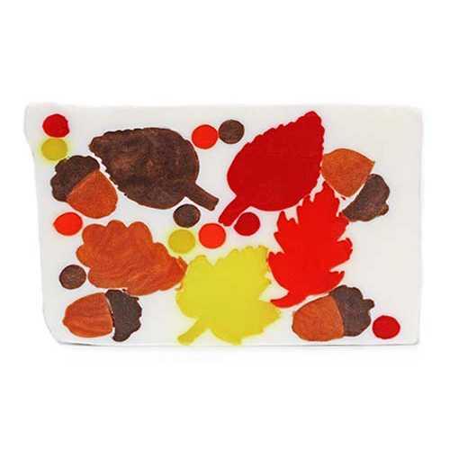 Basin Autumn Leaves Soap