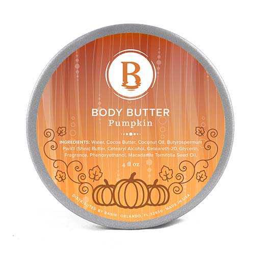 Basin Pumpkin Body Butter