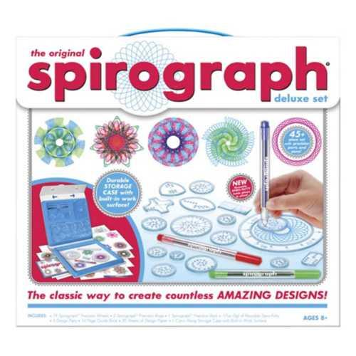 Spirograph Original Deluxe Art Set