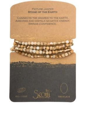 Women's Scout Curated Wears Stone of Earth Bracelet