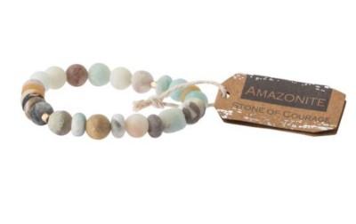 Women's Scout Curated Wears Amazonite Stone Bracelet