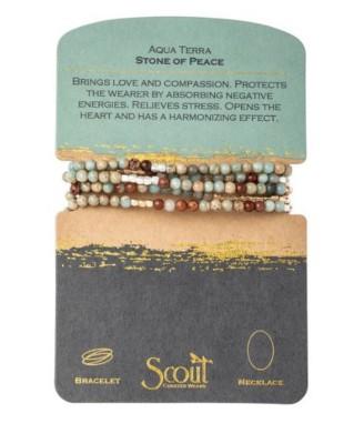 Women's Scout Curated Wears Aqua Terra Bracelet