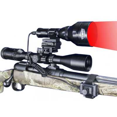 Wicked Hunting Lights W403iC Red Night Kit