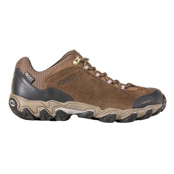 db21b1bd47a Men's Oboz Bridger Low Hiking Shoes