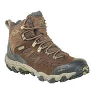 Men's Oboz Bridger Vent Mid Waterproof Hiking Boots