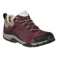 Women's Oboz Sapphire Low Waterproof Hiking Shoes