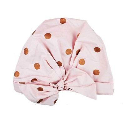 Women's Kitsch Blush Dot Shower Cap
