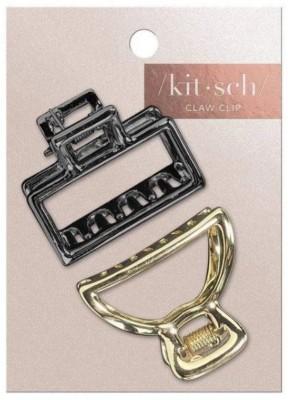 Women's Kitsch Mini Open Shape Claw Clips