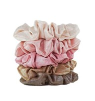 Women's Kitsch 5-Pack Hair Scunchies