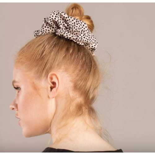 Women's Kitsch XL Dot Scrunchie