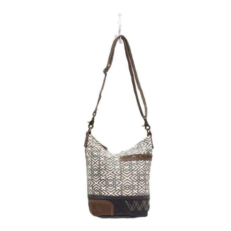 Women S Myra Bag X Design Shoulder Bag Scheels Com Upcycled canvas handbags myra handbags offers a nature friendly canvas & leather handbag. scheels com