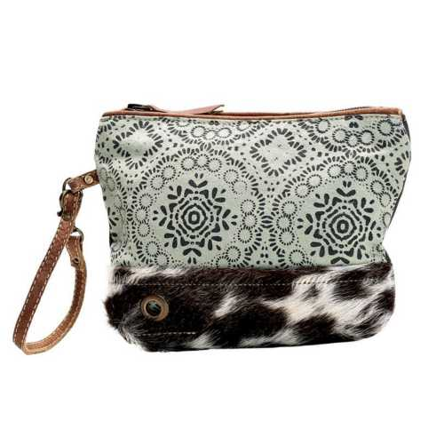 Women's Myra Bag Floral Print Hairon Small Bag