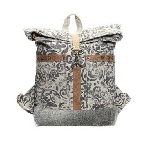 Women's Myra Foldover Backpack Bag