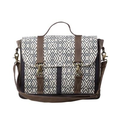 Women's Myra X Design Messenger Bag