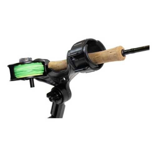 YakAttack Omega Pro Rod Holder with Track Mounted LockNLoad Mounting System