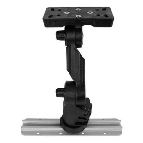 YakAttack Helix Fish Finder Mount with LockNLoad Mounting System