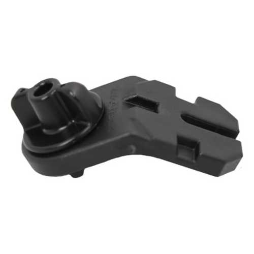YakAttack TurnKey Track Adapter 45 Degree Mount