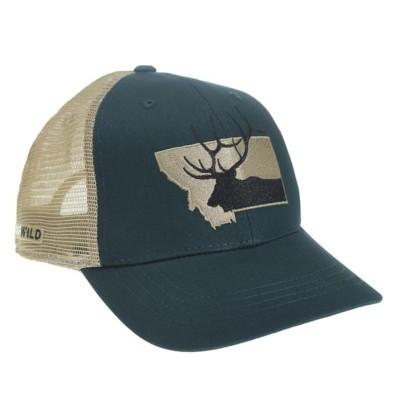 Rep Your Water Montana Wapiti Hat