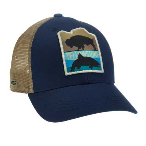 Rep Your Water Wild Places-Yellowstone Hat