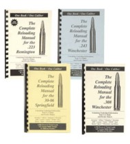 Loadbooks USA Rifle Reloading Manual
