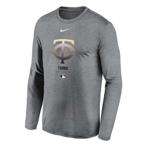 Nike Minnesota Twins Legend Baseball Long Sleeve Shirt