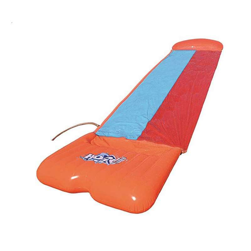 H2OGO! Double Water Slide with Speed Ramp
