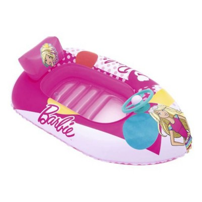 Bestway Barbie Inflatable Beach Boat