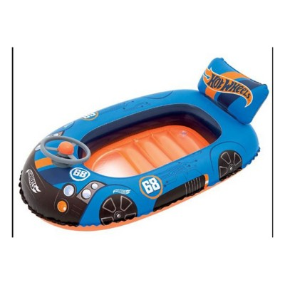 Bestway Hot Wheels Inflatable Boat Floatie
