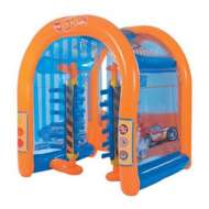Bestway Hot Wheels Inflatable Carwash Center
