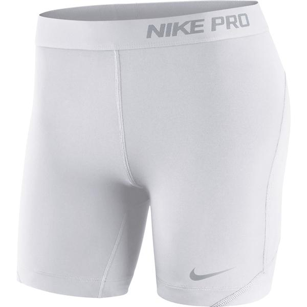 promo code d685f 678f9 White Tap to Zoom  Women s Nike Pro ...