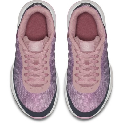 new york d23be 55dc6 Preschool Girls' Nike Air Max Invigor Print Shoes