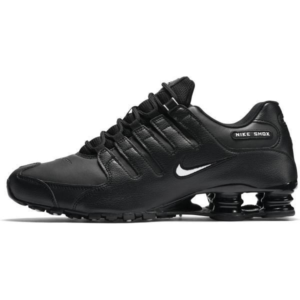 Black White Tap to Zoom  Men s Nike Shox ... 40163416f
