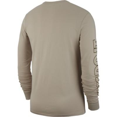 Men's Nike Sportswear Just Do It Swoosh Long Sleeve Shirt' data-lgimg='{