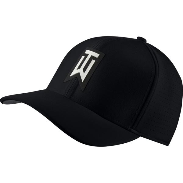 ef60ed117b611 ... Nike AeroBill Tiger Woods Classic 99 Golf Hat Tap to Zoom   Black Anthracite White