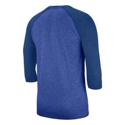 Men's Nike Dry Baseball Raglan 3/4 Sleeve Shirt