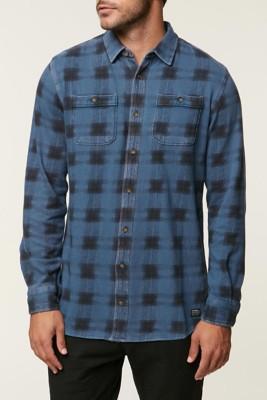O'Neill Mens Redcrest Long Sleeve Shirt