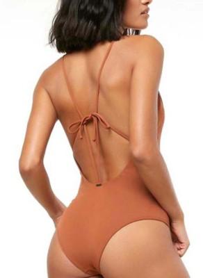 Women's O'Neill Deep V Salt Water One Piece Swimsuit