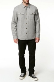 Men's O'Neill Gravel Lined Flannel Shirt