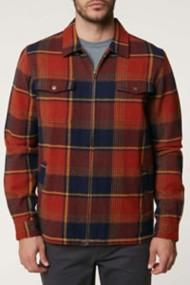 Men's O'Neill Lodge Flannel Jacket