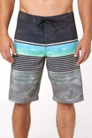 Men's O'Neill Hyperfreak Striped Boardshort