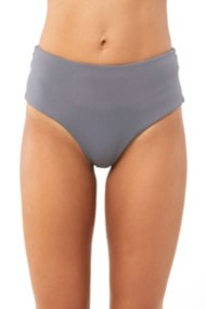 Women's O'Neill Salt Water Hi-Waist Bikini Bottom