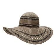 Women's O'Neill Del Mar Wide Brim Straw Hat