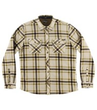 Men's O'Neill Glacier Heat Dome Superfleece Long Sleeve Flannel Shirt
