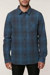 O'Neill Mens Easton Long Sleeve Woven
