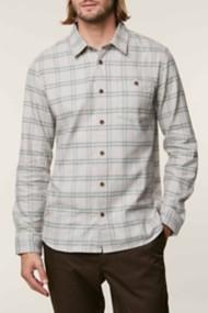 O'Neill Mens Redmond Flannel Shirt