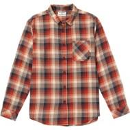 Men's Billabong Freemont Long Sleeve Flannel Shirt