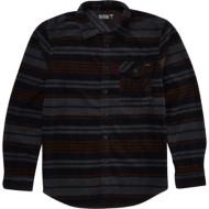 Men's Billabong Furnance Long Sleeve Polar Fleece Shirt